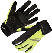 Image of Endura Luminite Long Finger Cycling Gloves AW16