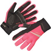 Image of Endura Luminite Womens Long Finger Cycling Gloves AW16