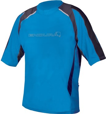 Image of Endura MT500 Burner II Short Sleeve Cycling Jersey SS16