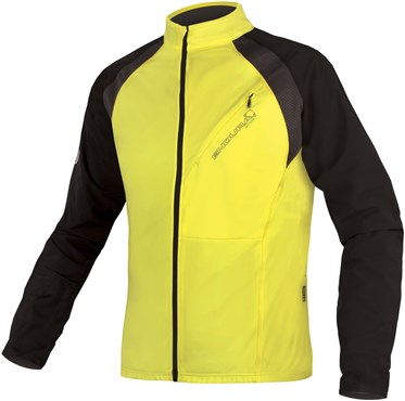 Image of Endura MT500 Full Zip II Long Sleeve Cycling Jersey AW16