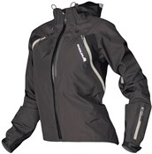 Image of Endura MT500 Womens Hooded Waterproof Cycling Jacket SS16