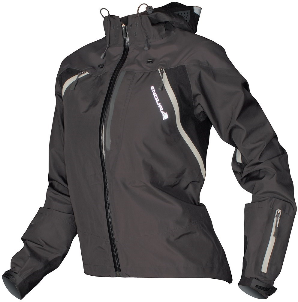 Endura MT500 Womens Hooded Waterproof Cycling Jacket SS16