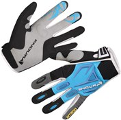 Image of Endura MT500 Womens Long Finger Cycling Gloves AW16