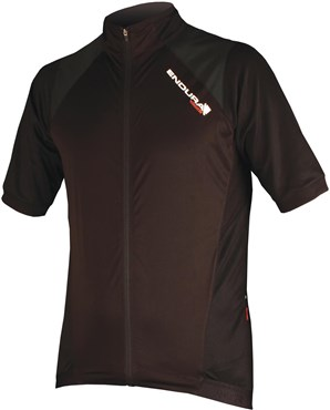 Image of Endura MTR Windproof Short Sleeve Cycling Jersey SS17