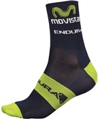 Image of Endura Movistar Race Sock AW17
