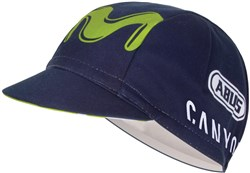 Image of Endura Movistar Team Cap SS17