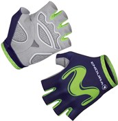 Image of Endura Movistar Team Race Mitt AW17