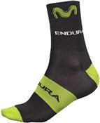 Image of Endura Movistar Team Race Sock SS17