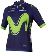 Image of Endura Movistar Team Short Sleeve Jersey SS17
