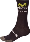 Image of Endura Movistar Team Winter Cycling Sock AW16