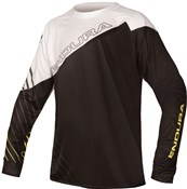 Image of Endura Mt500 Print Long Sleeve Jersey SS17