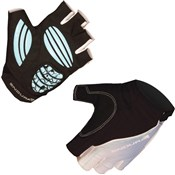 Image of Endura Rapido Womens Mitt Short Finger Cycling Gloves SS16