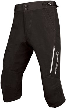 Image of Endura SingleTrack II Windproof Cycling Trousers  AW16
