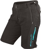 Image of Endura SingleTrack II Womens Baggy Cycling Shorts SS17