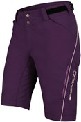 Image of Endura SingleTrack Lite Womens Baggy Cycling Shorts AW16