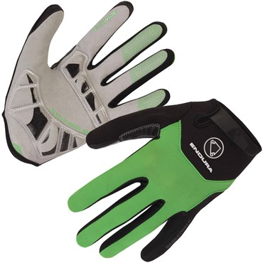 Image of Endura SingleTrack Plus Long Finger Cycling Glove AW16