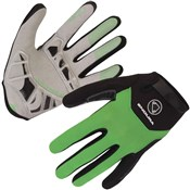 Image of Endura SingleTrack Plus Long Finger Cycling Glove SS17