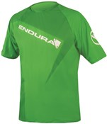 Image of Endura SingleTrack Print II T Short Sleeve Cycling Jersey SS16
