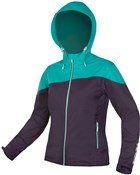 Image of Endura SingleTrack Softshell Womens Cycling Jacket AW16