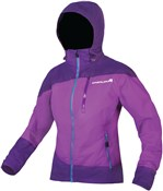 Image of Endura SingleTrack Womens Cycling Jacket SS17