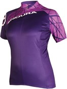 Image of Endura SingleTrack Womens Short Sleeve Cycling Jersey  SS16