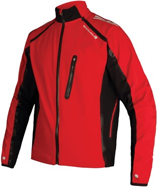 Image of Endura Stealth II Waterproof Cycling Jacket SS16