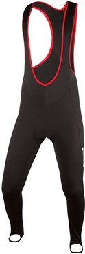 Image of Endura Thermolite Padded Biblong Cycling Bib Tights SS17
