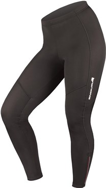 Image of Endura Thermolite Womens Padded Cycling Tights AW16