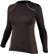 Image of Endura Transmission II Womens Long Sleeve Cycling Baselayer SS17