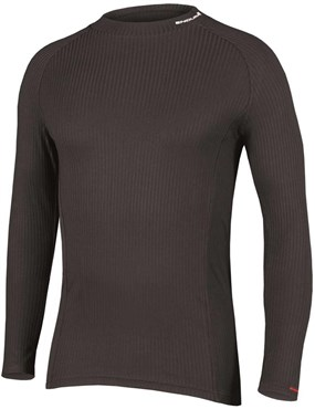 Image of Endura Transrib Long Sleeve Cycling Baselayer AW16