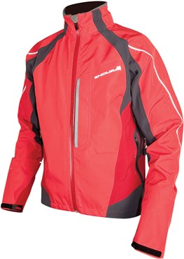 Image of Endura Velo PTFE Protection Waterproof Cycling Jacket AW16