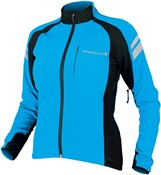 Image of Endura Windchill II Womens Waterproof Cycling Jacket SS17
