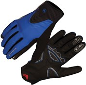 Image of Endura Windchill Long Finger Cycling Gloves AW17