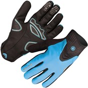 Image of Endura Windchill Womens Long Finger Cycling Gloves SS17
