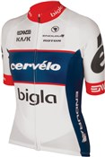 Image of Endura Womens Cervelo Bigla Team Short Sleeve Cycling Jersey AW16