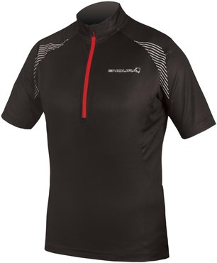 Image of Endura Xtract II Short Sleeve Cycling Jersey SS17
