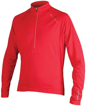 Image of Endura Xtract Long Sleeve Cycling Jersey SS17