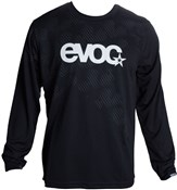 Image of Evoc Logo Long Sleeve Jersey
