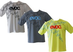 Image of Evoc Logo Short Sleeve Jersey