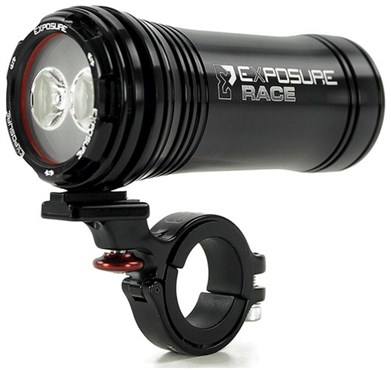 Image of Exposure Race Mk11 Rechargeable Front Light