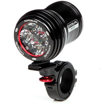 Image of Exposure Revo Mk1 Dynamo Front Light