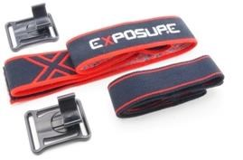 Image of Exposure Verso Headband Set - Headband / Torch & Support Cell Bracket with Overhead Strap