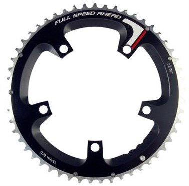 Image of FSA Campag 11 Speed Compatible Chainrings for Shimano 7900 Dura-Ace Cranks