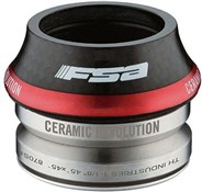 Image of FSA Orbit CF Ceramic Road Integrated headset