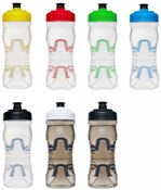Image of Fabric Cageless Water Bottle 600ml