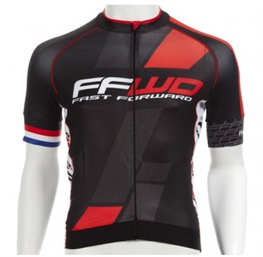 Image of Fast Forward Cycling Short Sleeve Jersey