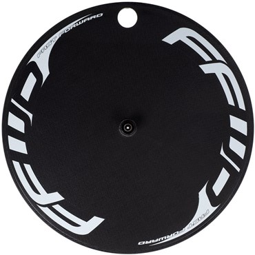 Image of Fast Forward Disc Tubular 650c Rear Road Wheel