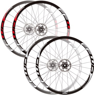 Image of Fast Forward F3D Full Carbon Clincher 700c Road Wheelset