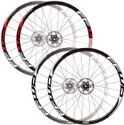 Image of Fast Forward F3D Tubular 700c Road Wheelset