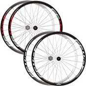 Image of Fast Forward F3R 700c Tubular Road Wheelset (DT240)